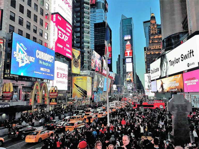 times-square-vue