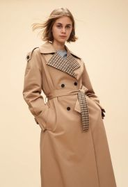 trench-gareth-doublure-carreaux-claudie-pierlot
